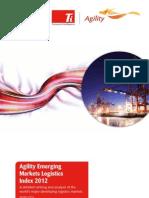 2012 Emerging Markets Logistics Index