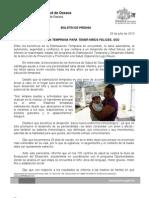 26/07/13 Germán Tenorio Vasconcelos ESTIMULACIÓN TEMPRANA PARA TENER NIÑOS FELICES, SSO
