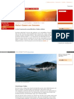 Cre Aktiv Reisebilder Reiseberichte Italie