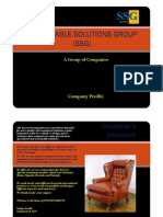 Sustainable Solutions Group Profile Ls