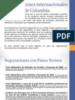 TC2 -Negociaciones Internacionales de Colombia