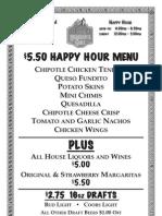 Happy Hour 072913 - Storrs