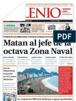 Periodico Milenio Lunes 29 de Julio 2013. PDF