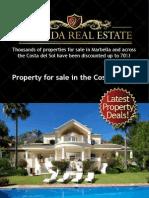 Property for Sale Costa Del Sol | R1979490 | Vivienda Real Estate