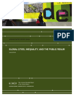 Global Cities, Inequality, and the Public Realm