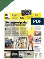Suplemento Sí! - Clarín - Glob 26 de julio
