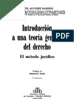 Introduccion a Una Teoria General Del Derecho - Ariel Alvarez Gardiol