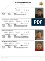 Peoria County booking sheet 07/29/13