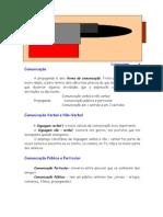 Linguagem e Comunicação.doc