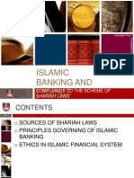 Compliance to the Scheme of Shariah Laws