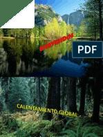 CALENTAMIENTO GLLOBAL