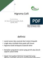 Higroma Colli