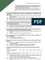 1° medio, guía 3 problemas de función lineal y afín