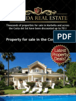 Property for Sale Costa Del Sol | R450882 | Vivienda Real Estate
