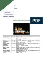Shalom Fortaleza_ Missas e Confissões