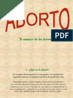 ABORTO y sida.ppt