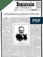 Las Dominicales Del Libre Pensamiento. 28-5-1885