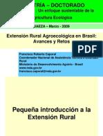 04 Caporal; Extensión agroecológica