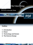 The Design of the Future Things