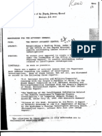 DM B6 Reno Fdr- 7-23-99 Fax of Memo for AG Re Establishing a Working Group Re Intelligence Investigations 371