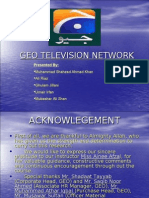 Geo Television Network Final