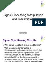 8 Signal Processing ...