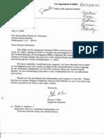 DM B6 Saudis Fdr- Post 911 Saudi Flights- Letters- List of Flights- Reports- 2 Withdrawal Notices 380