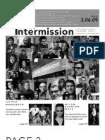 03/06/09 - Intermission [PDF]