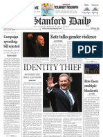 02/25/09 - The Stanford Daily [PDF]