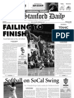02/27/09 - The Stanford Daily [PDF]