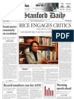 03/04/09 - The Stanford Daily [PDF]