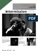 02/27/09 - Intermission [PDF]