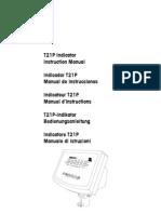 T21P Defender 2000 Indicator ES