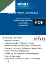 5. Taller de Apoyo a La Diversidad Paola