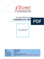 Fb Chart Standard Resume Writing - General Format