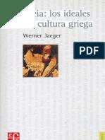 24057047 Jaeger Werner Paideia Los Ideales de La Cultura Griega(1)