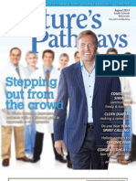 Nature's Pathways Aug 2013 Issue - South Central WI Edition