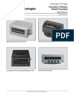 Counters Printers Preset Counters