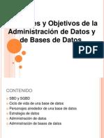 Administracion Bases de Datos, Douglas