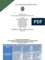 CUADRO COMPARATIVO PROPUESTAS DIDÁCTICAS