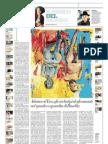 IL MUSEO DEL MONDO 31 - Camera Da Letto Di Georg Baselitz (1975) - La Repubblica 28.07.2013