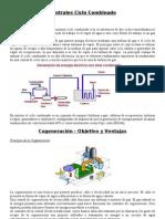 Centrales Ciclo Combinado - Cogeneracion