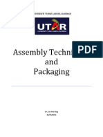 03 Assembly Techniques and Packaging
