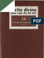 Varios - Lectio Divina 14 - Domingos Del Ciclo B