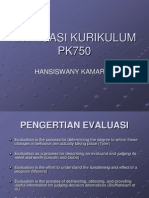 PENGERTIAN, TUJUAN, FUNGSI EVALUASI KURIKULUM (1).ppt
