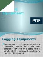 2 Logging Equipment