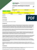 NTO 443-Factores Psicosociales-Metodologia de Evaluacion, Ministerio de trabajo de España