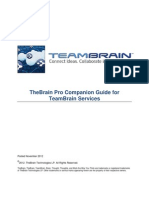 TeamBrain User Guideijoijoij