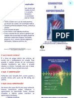 Folder Hipertensao