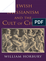 William Horbury, Jewish Messianism and the Cult of Christ -SCM Press (2009)